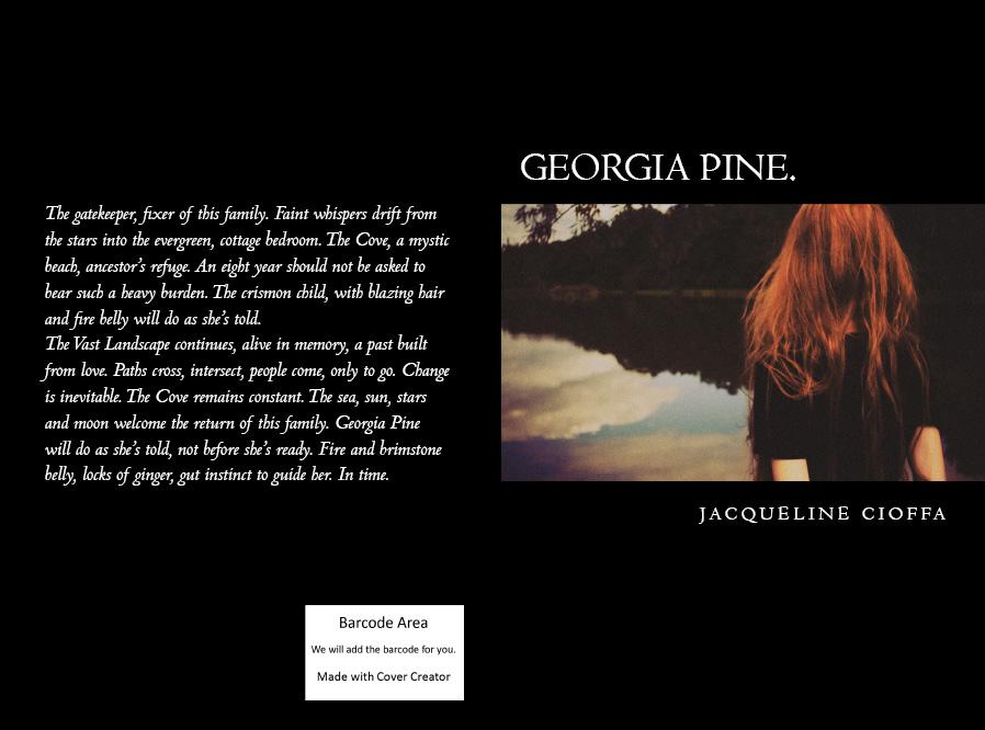 GEORGIA PINE. by Jacqueline Cioffa